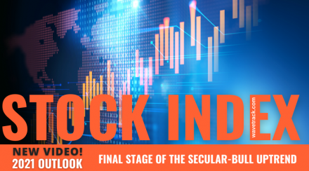 STOCK INDEX VIDEO OUTLOOK 2021 by WaveTrack International
