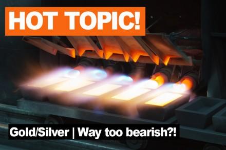 Precious Metals | HOT TOPIC: Contrarian Bullish Signal for Precious Metals!