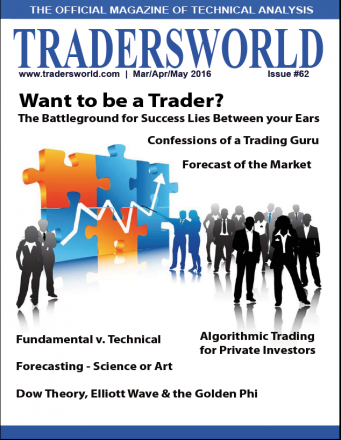 TradersWorld Issue #62- page 86 Dow Theory, Elliott Wave & the Golden Ratio Phi