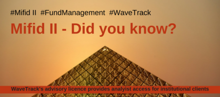 Mifid II - WaveTrack's Insitutional Client Services