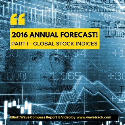 Announcement: 2016 Annual Video Forecast for Stock Indices